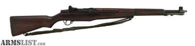 For Sale: Springfield M1 C Sniper Garand .30-06 Sprg (R21923)