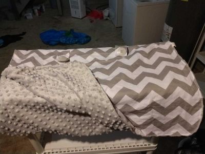New -- never used carseat canopy