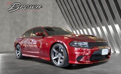 2018 Dodge Charger SRT HELLCAT (Octane Red Pearlcoat)