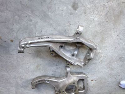 Purchase 2014 dodge ram 1500 4x4 stock steering knuckles motorcycle in Lakeland, Florida, United States