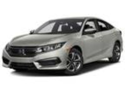 Used 2016 HONDA Civic Sedan For Sale