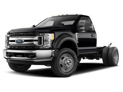 2019 Ford F-550SD (Oxford White)