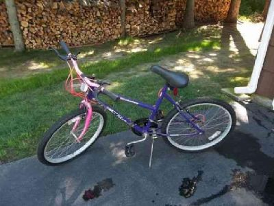 $35 Girls 24 inch all terrian Bicycle