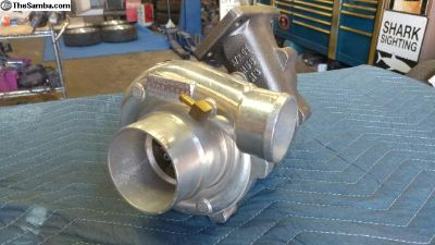 T3/T4 Turbocharger