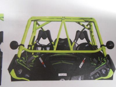 Find CAN-AM 2015 MAVERICK XDS TURBO DRAGONFIRE MANTA GREEN FLYING V DASH BAR #520678 motorcycle in Irwin, Pennsylvania, United States, for US $275.00