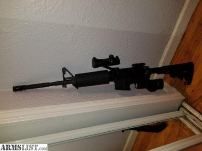 For Sale: Ft ar15 .223 feature less