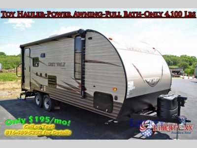 2019 Forest River Rv Cherokee Grey Wolf 19RR
