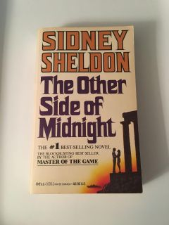 Sidney Sheldon - The Other Side of Midnight Paperback Book