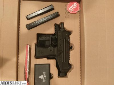 For Trade: IWI Uzi Pro with Brace