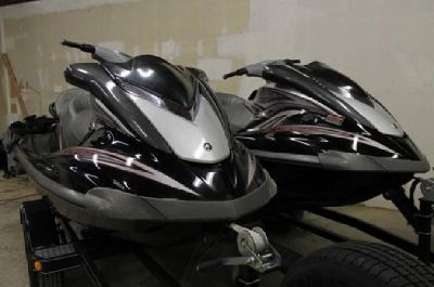 I Sell Two 2006 Yamaha Voyager Waverunner Fx1100