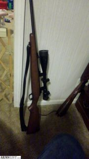 For Sale/Trade: Savage Bolt Action 270
