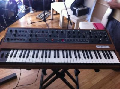 Sequential Circuits Prophet 5 Keyboard