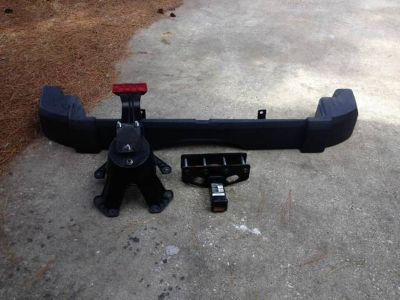 2011 Jeep Wrangler bumpers  parts