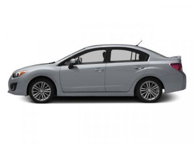 2014 Subaru Impreza 2.0i Limited (Ice Silver Metallic)