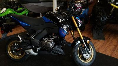 2018 Kawasaki Z125 Pro SE Sport Motorcycles Ledgewood, NJ