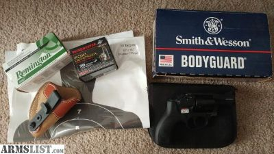 For Sale: S&W Bodyguard .38