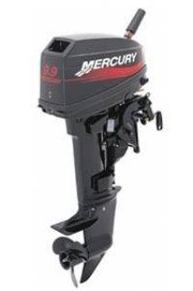 2005 Mercury Marine 9.9 Pro Kicker 20 in. Outboards 4 Stroke Outboard Motors Edgerton, WI