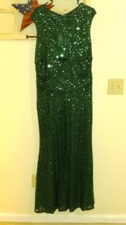 Size 14 Sequin Ball Gown