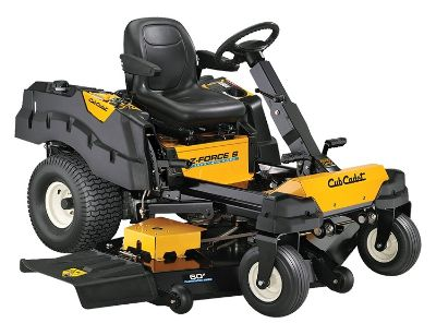 2017 Cub Cadet Z-Force S 60 Residential Zero Turns Lawn Mowers Hillman, MI