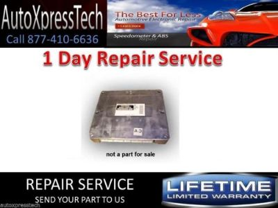 Purchase 2001 Toyota Rav 4 ECU ECM Rebuild Repair service Transmission control mod motorcycle in Brockton, Massachusetts, United States, for US $69.99