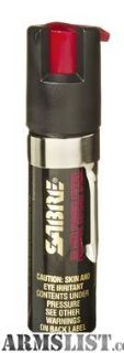 For Sale: Sabre P22 Pocket Pepper Spray 4 Tall x .87 Wide .75 oz 8-10 Feet.no taxes, no credit card fees,Flat rate shipping is $14.95 for unlimited accessories