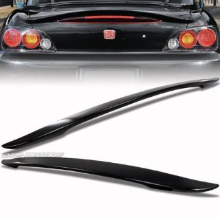 Buy JDM VS Style Painted Glossy Black Trunk Spoiler Wing For 00-09 Honda S2000 AP1 motorcycle in Rowland Heights, California, United States