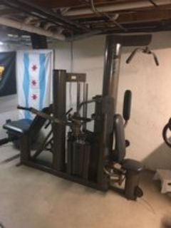 Weight machine- Vectra On-line 3500