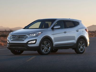 2016 Hyundai Santa Fe Sport 2.0L Turbo (Twilight Black)