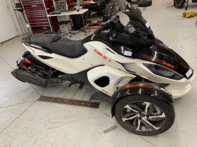 2014 Can-Am Spyder RS-S SM5 3 Wheel Motorcycle Weedsport, NY