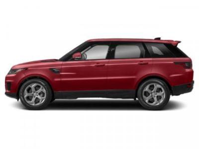 2019 Land Rover Range Rover Sport HSE (Firenze Red Metallic)