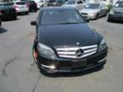 $11750.00 2011 Mercedes-Benz C-Class with 96871 miles!