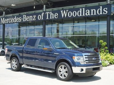2014 Ford F-150 XLT (Blue Jeans Metallic)