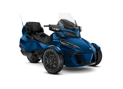 2018 Can-Am Spyder RT Limited Trikes Motorcycles Zulu, IN