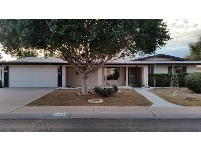 3 Bed 2 Bath Foreclosure Property in Mesa, AZ 85205 - N 56th Pl