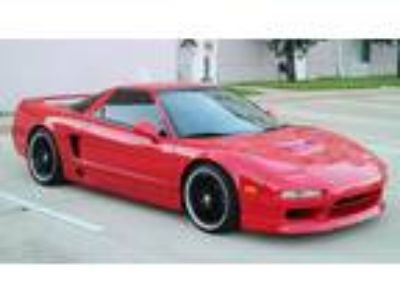 1993 Acura NSX Lovefab Turbo Charged 3.0L V6