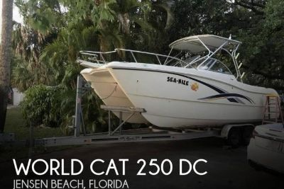 2003 World Cat 250 DC