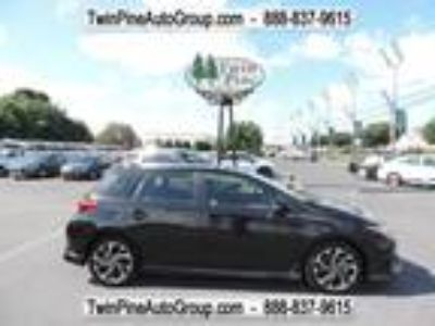 Used 2017 TOYOTA COROLLA IM For Sale