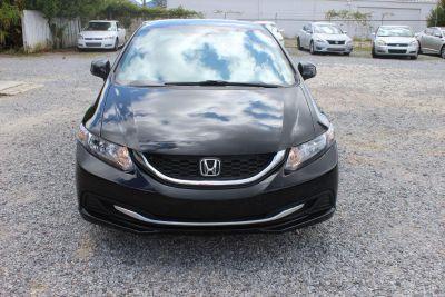 2013 Honda Civic LX (Black)