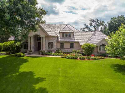 6221 Parkwood Road Edina Five BR, Exceptional 2003 custom built