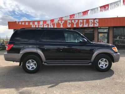 4X4 SPECIAL! 02 TOYOTA SEQUOIA 3RD ROW