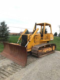1993 John Deere Construction 750B- LT
