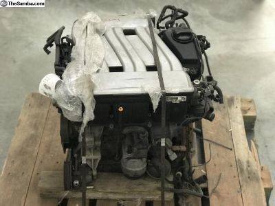 VR6 Engine 2.8l 12 valve AFP