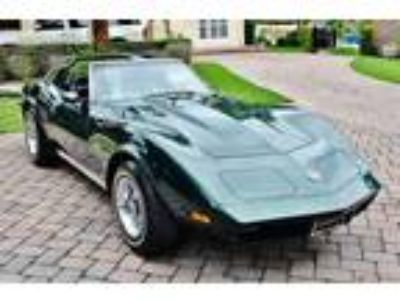 1973 Chevrolet Corvette 350CI 2 Doors Factory Air Conditioning