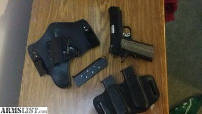 For Sale: Springfield Lightweight Champion Operator carry package
