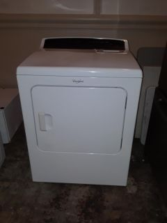 Whirlpool 7.0 cu.ft Front Load Electric Dryer
