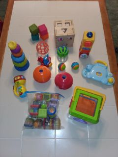 Large baby toddler toy lot all like new excellent condition all for $10