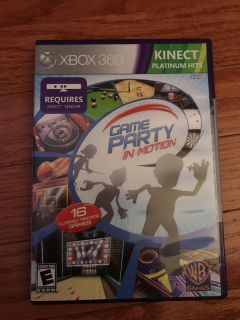 Xbox DVD (New) Kinect