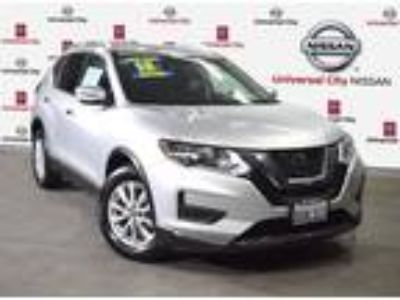 Used 2018 Nissan Rogue Brilliant Silver, 37.9K miles