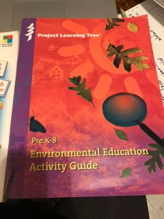 Pre-K -8 environmental education activity guide