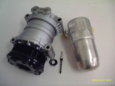 Purchase CHEV SUBURBAN 96-00 REMANUFACTURED AC A/C COMPRESSOR ACCUMULATOR-XT 57950 motorcycle in Irving, Texas, US, for US $112.95